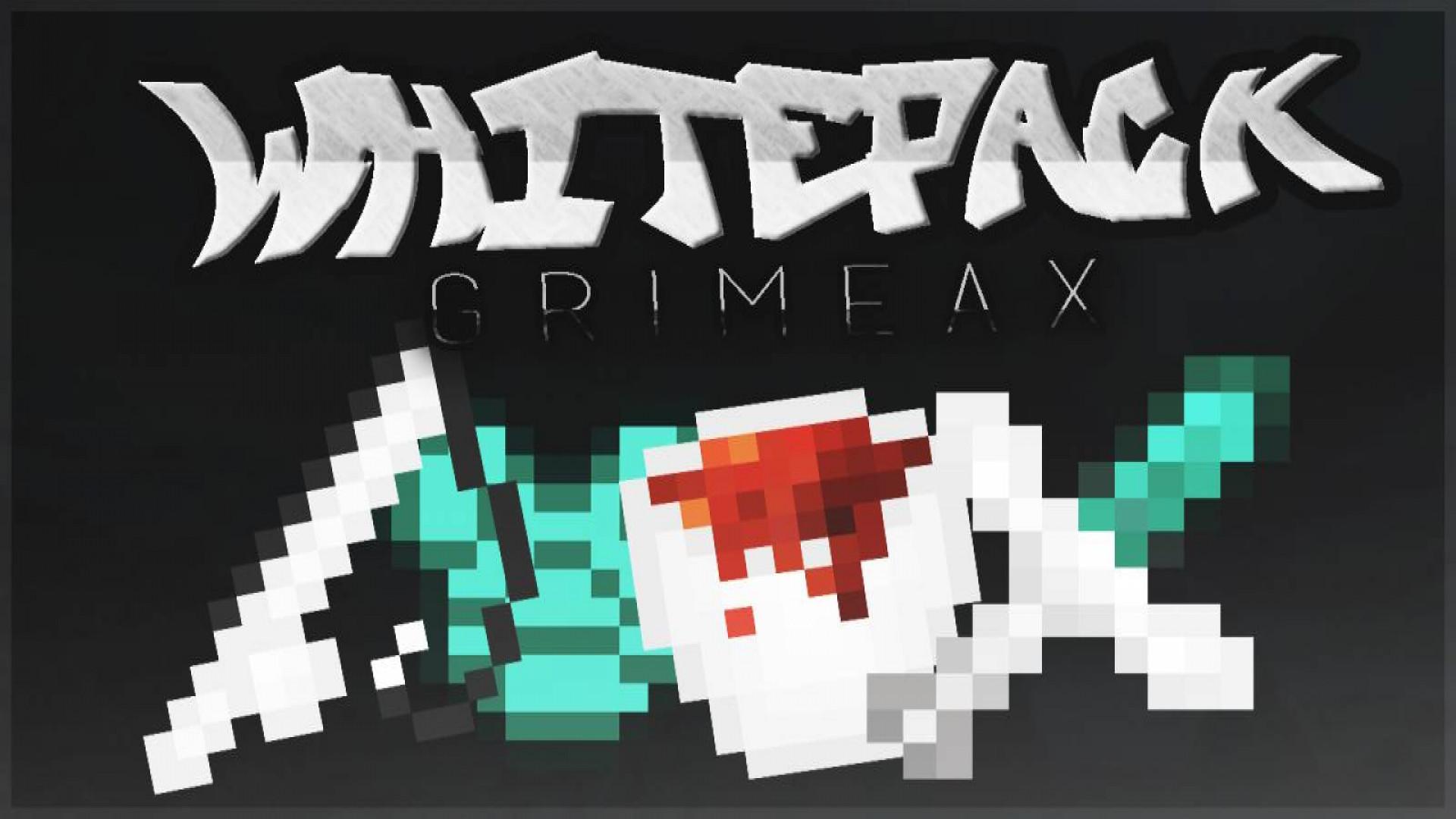Grimeax White Pack