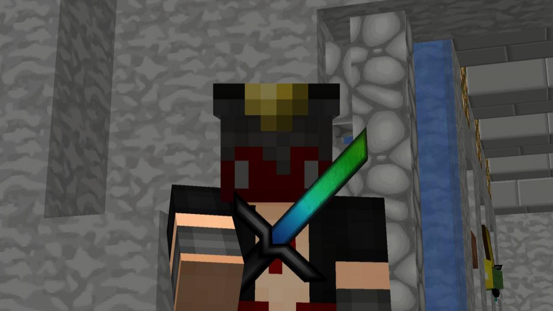 GreenGradient   2 Schwerter