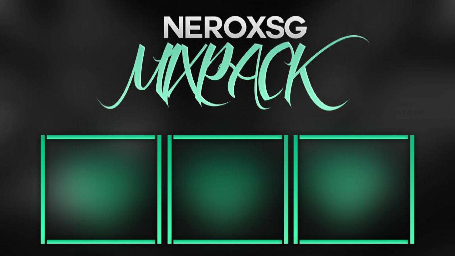 NeroxSG QSG--MixPack