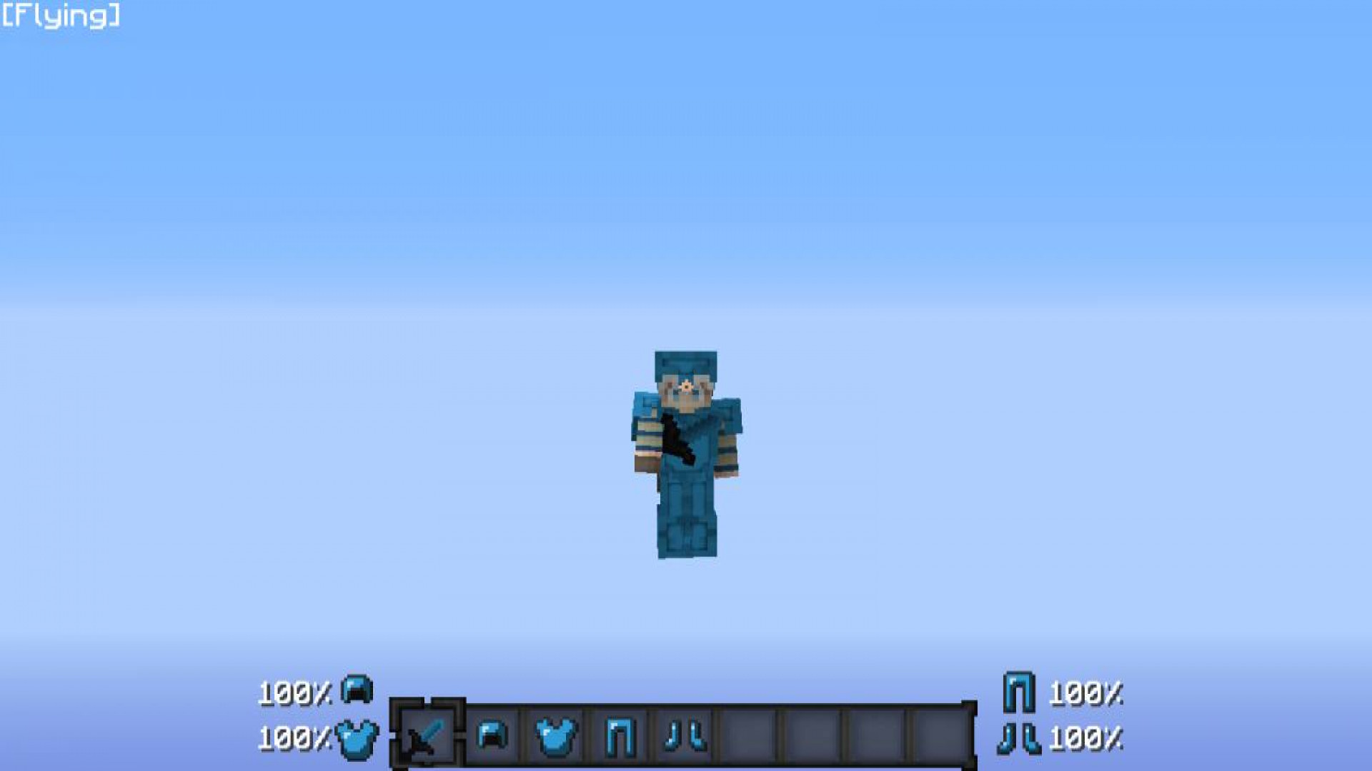 Blue Default