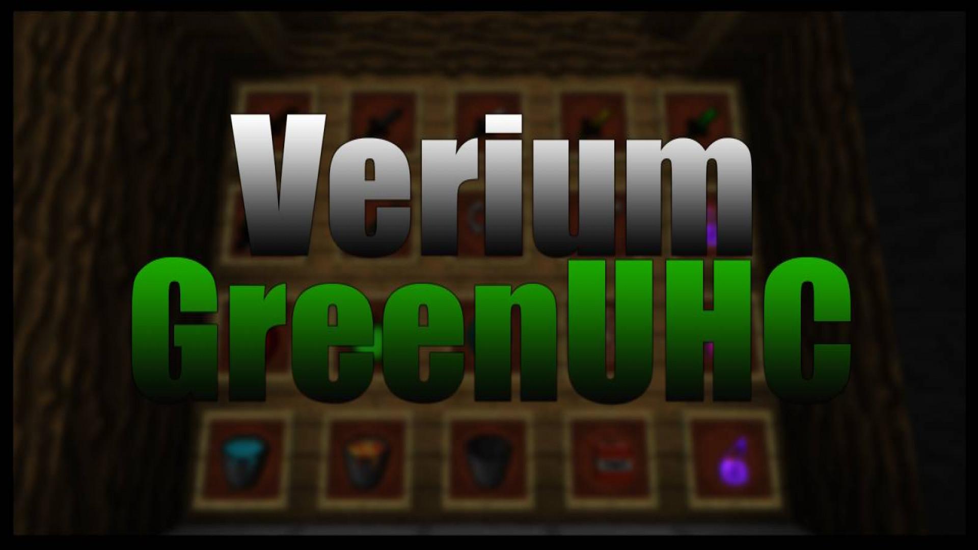 Verium - UHC   by me.
