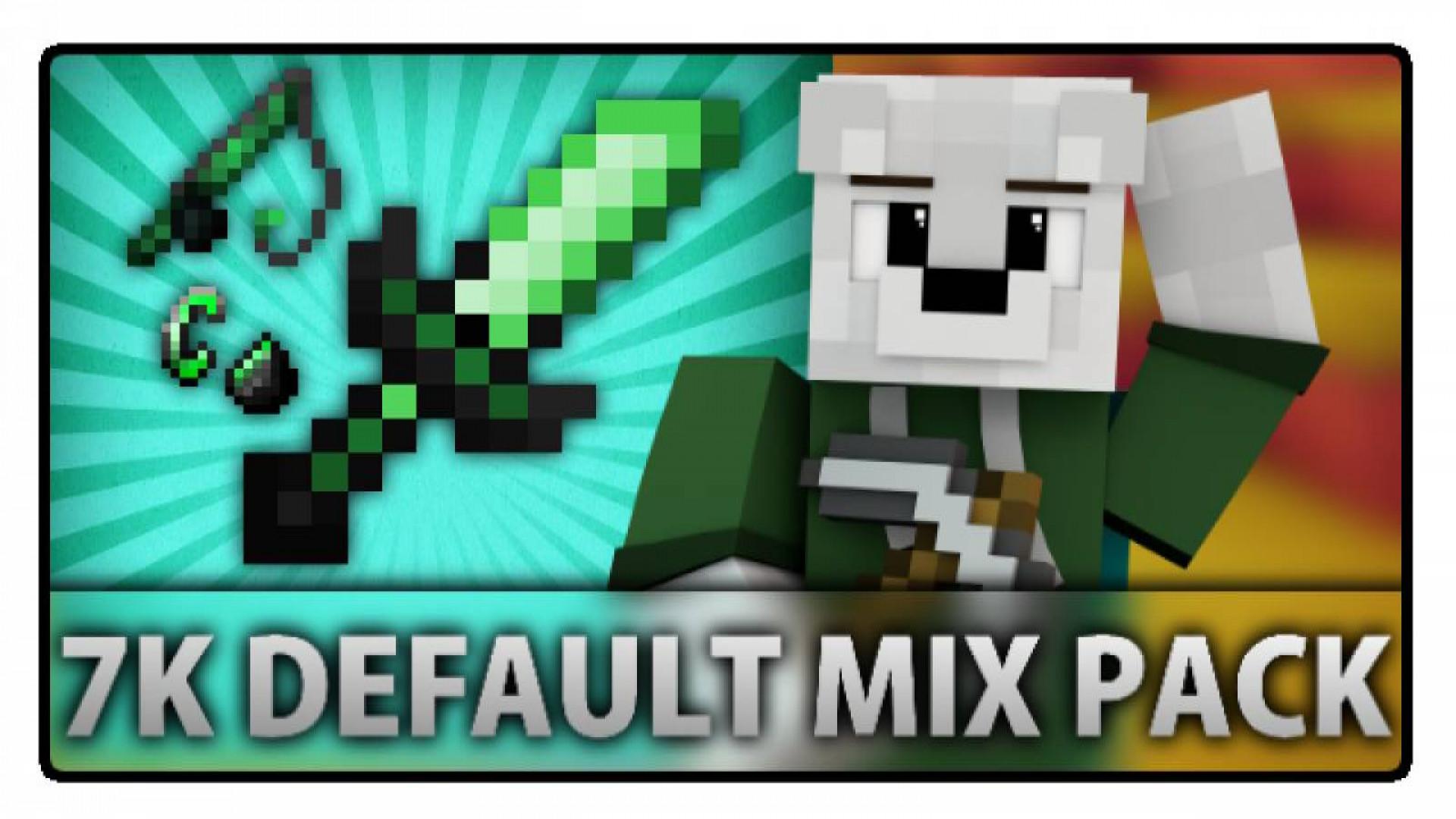 byJannik's 7k Default Mix Pack