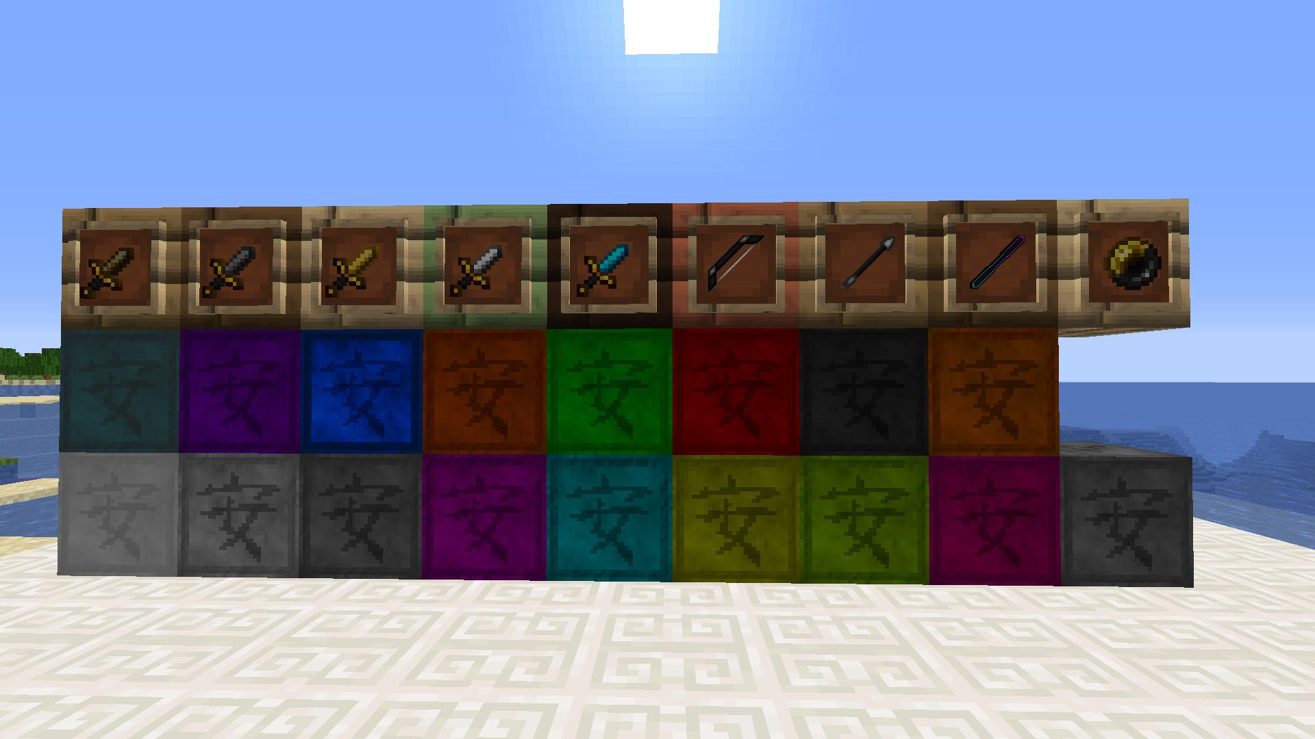 RGB PvP Pack