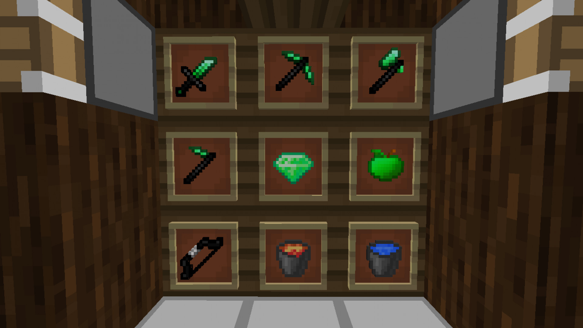 Emerald Weed Pack [16x]