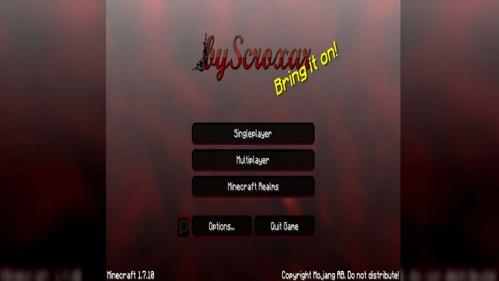byScroxar Pack
