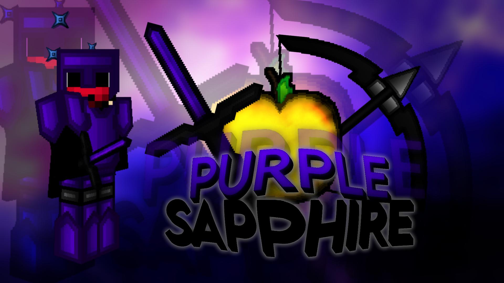 Purple Sapphire   [128x]