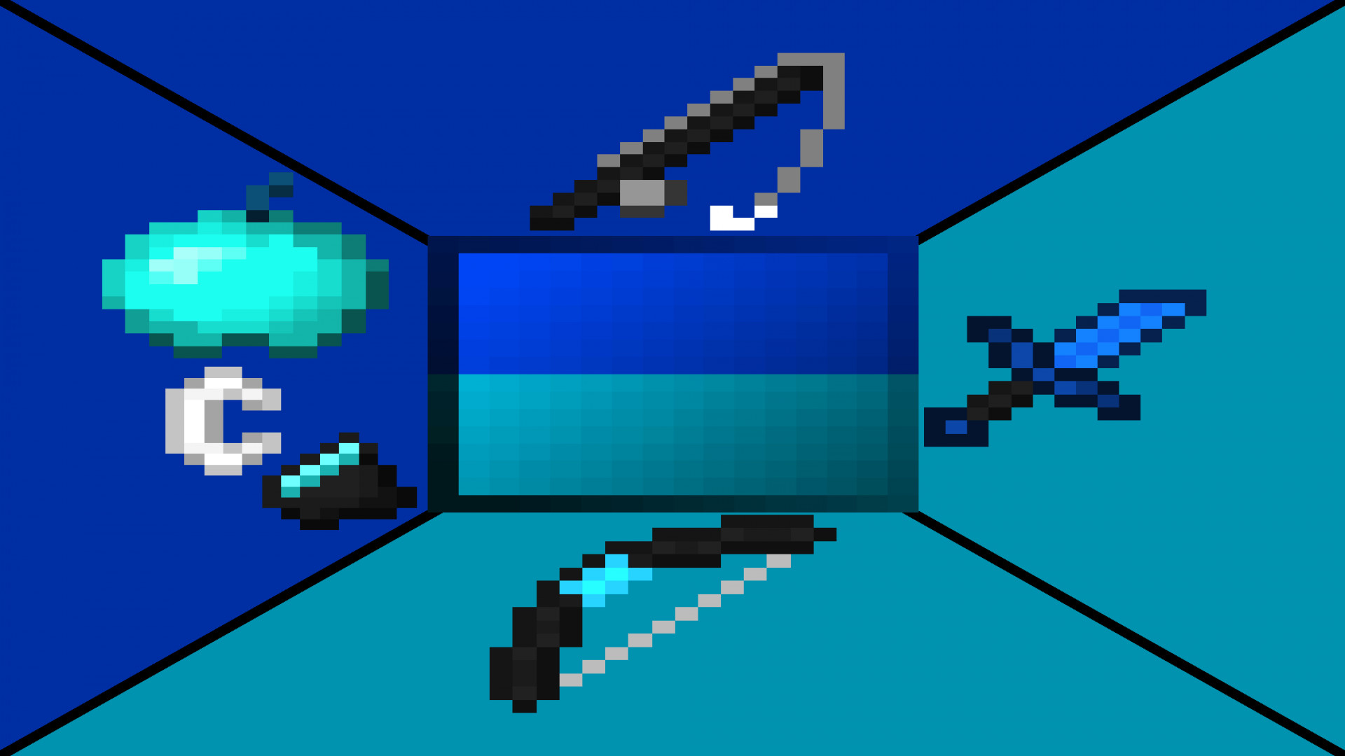 Blue-Aqua Default by FlexZ0n3