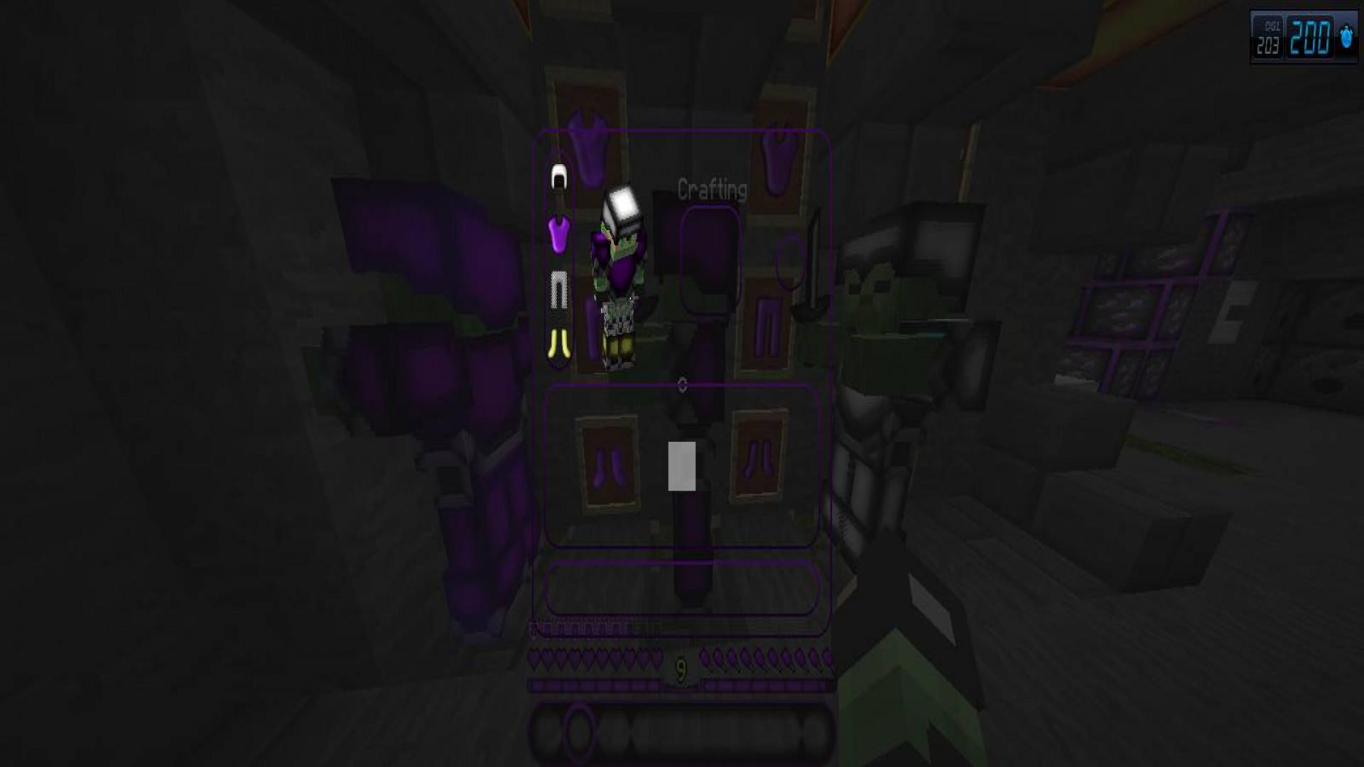 Dark Purple Pack 128x
