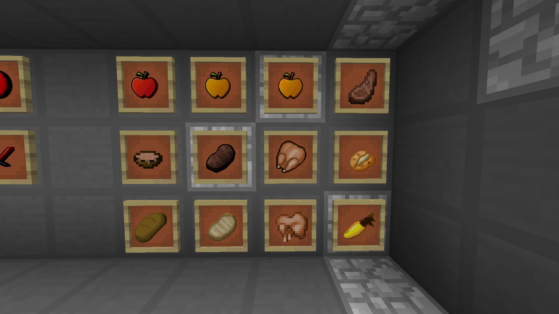 red texture pack (textures might change)