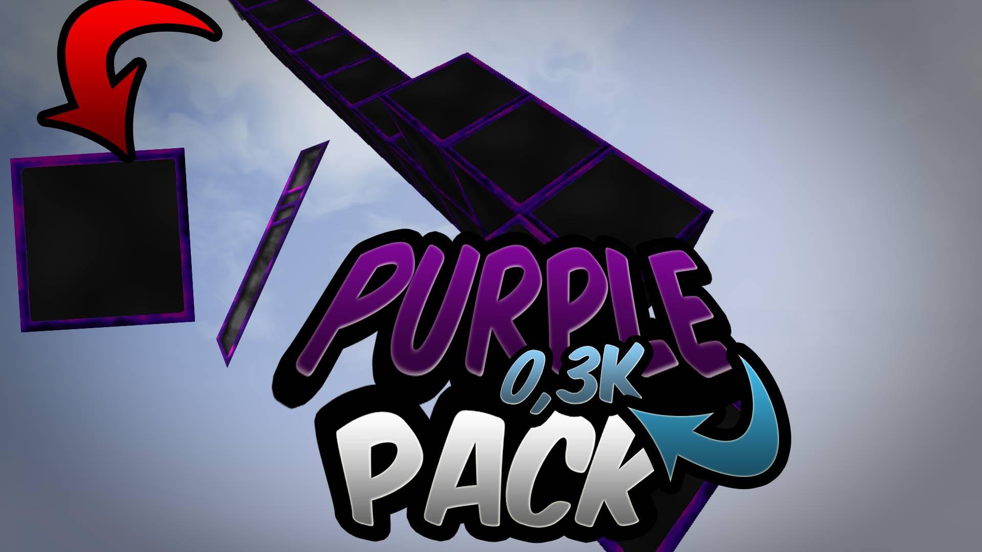 Purple PACK 0,3k Pack von MrTFS
